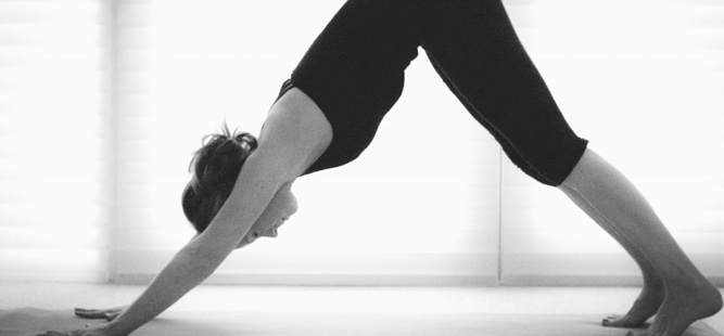 Yoga classes in Thame